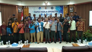 Photo of Rapat Kerja Operator Radio
